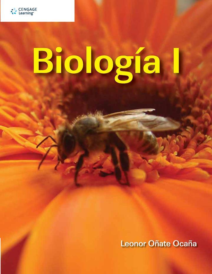 Biología I – Leonor Oñate Ocaña