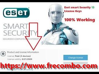 ESET NOD32 Antivirus & ESET Smart Security Premium License ...