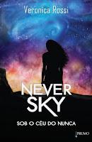 Resenha - Sob O Céu do Nunca, editora Prumo
