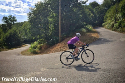French Village Diaries cycling Charente Vienne Haute Vienne