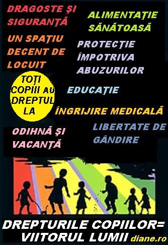 citate despre drepturile copilului Citate despre drepturile copiilor   diane.ro citate despre drepturile copilului