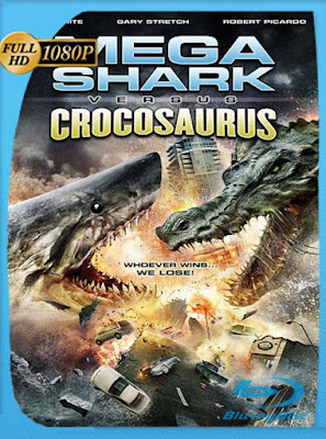 Mega Shark vs Crocossaurus (2010) HD [1080P] latino [GoogleDrive] DizonHD