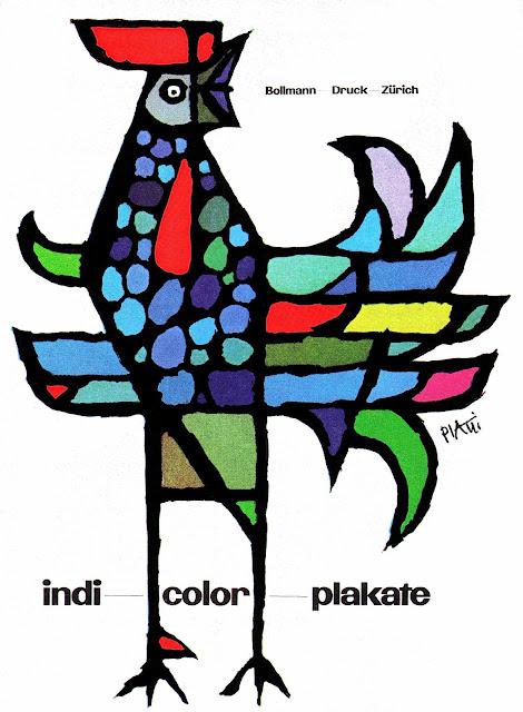 Celestino Piatti 1958 rooster