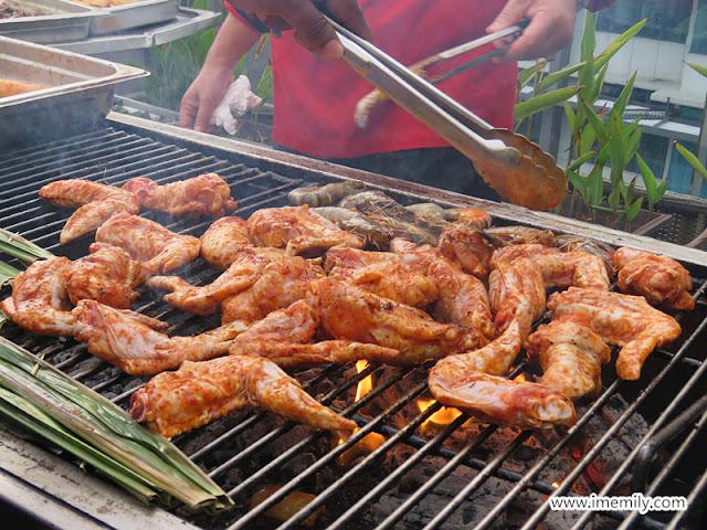 Best Western Petaling Jaya Hotel  dinner buffet bbq