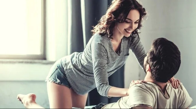 4 Posisi Bercinta Anti-Jomplang untuk Pasangan Beda Tinggi Badan