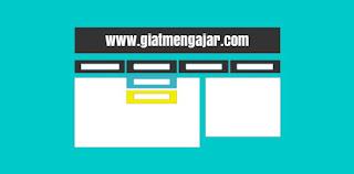 Cara mengatasi menu navigasi blog tidak berfungsi atau tidak muncul