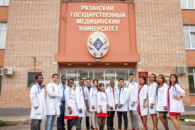 MBBS Fee of Ryazan State Medical University, Russia