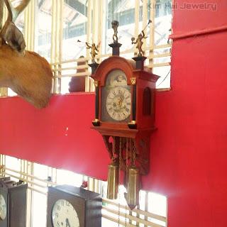 đồng hồ cổ Wuba 2 tạ xích