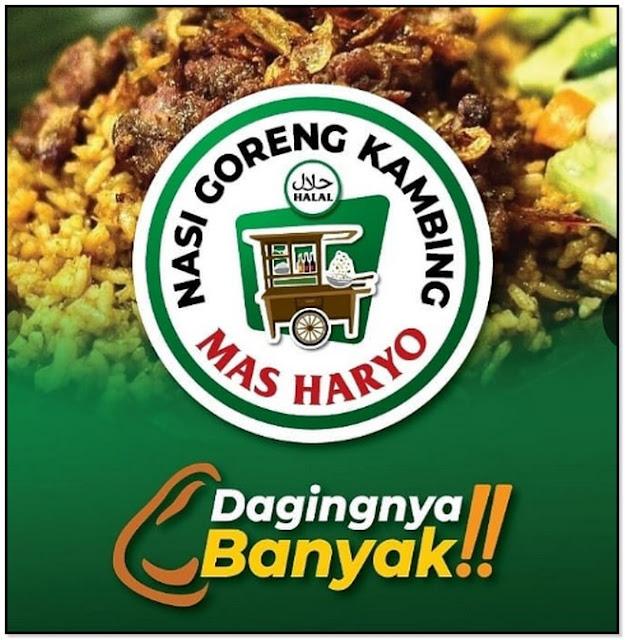 """Nasi Goreng Kambing Mas Haryo;Bisnis Kuliner Franchise """"Nasi Goreng Kambing Mas Haryo"""""""