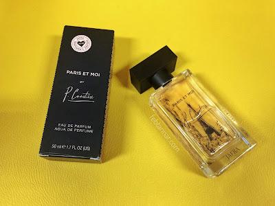 jafra - parfum paris et moi - rara febtarina - beauty blogger - lifestyle blogger