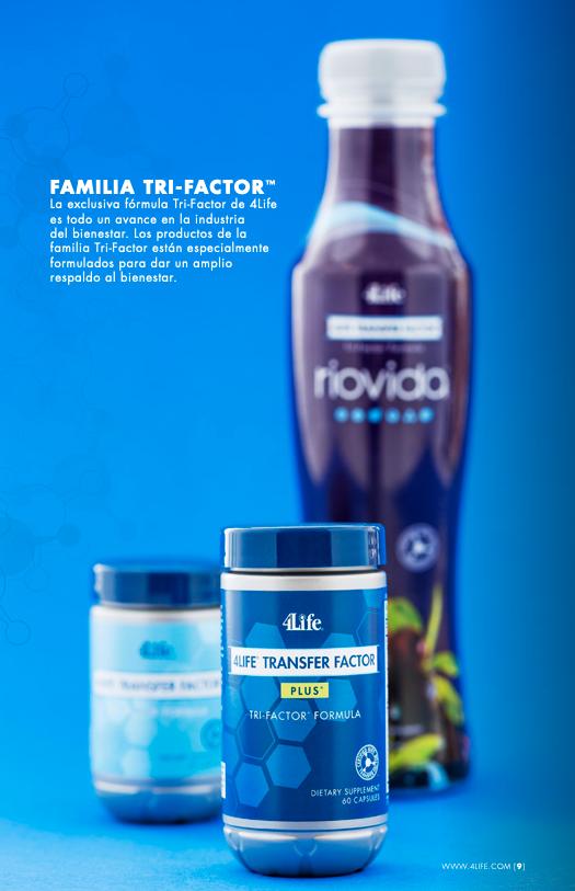4life familia tri-factor