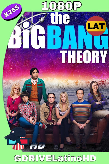 The Big Bang Theory (2007-2019) Temporada 1 al 12 1080p Lat-Ing mkv