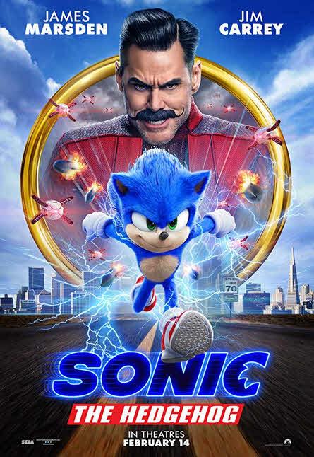 فيلم Sonic the Hedgehog 2020 مترجم
