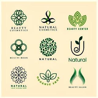 Desain Logo Olshop Kosmetik