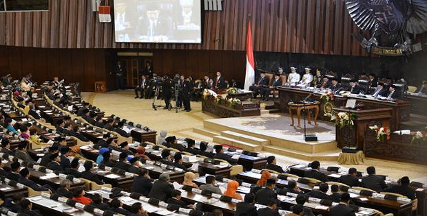 Wewenang Majelis Permusyawaratan Rakyat (MPR)