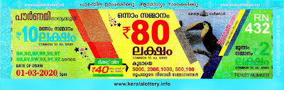 "Keralalottery.info, ""kerala lottery result 1 3 2020 pournami RN 432"" 1st March 2020 Result, kerala lottery, kl result, yesterday lottery results, lotteries results, keralalotteries, kerala lottery, keralalotteryresult, kerala lottery result, kerala lottery result live, kerala lottery today, kerala lottery result today, kerala lottery results today, today kerala lottery result,1 3 2020, 1.3.2020, kerala lottery result 1-3-2020, pournami lottery results, kerala lottery result today pournami, pournami lottery result, kerala lottery result pournami today, kerala lottery pournami today result, pournami kerala lottery result, pournami lottery RN 432 results 01-03-2020, pournami lottery RN 432, live pournami lottery RN-432, pournami lottery, 1/3/2020 kerala lottery today result pournami, pournami lottery RN-432 01/03/2020, today pournami lottery result, pournami lottery today result, pournami lottery results today, today kerala lottery result pournami, kerala lottery results today pournami, pournami lottery today, today lottery result pournami, pournami lottery result today, kerala lottery result live, kerala lottery bumper result, kerala lottery result yesterday, kerala lottery result today, kerala online lottery results, kerala lottery draw, kerala lottery results, kerala state lottery today, kerala lottare, kerala lottery result, lottery today, kerala lottery today draw result"