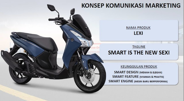 Baby NMax Smart Is The New Sexi Yamaha Lexi