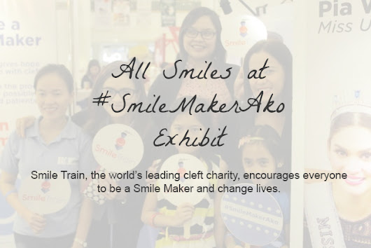 All Smiles at #SmileMakerAko Exhibit