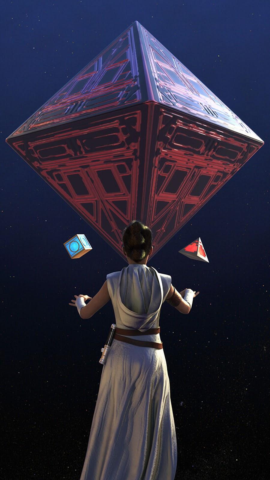 Rise Of Skywalker Phone Wallpaper Collection Heroscreen