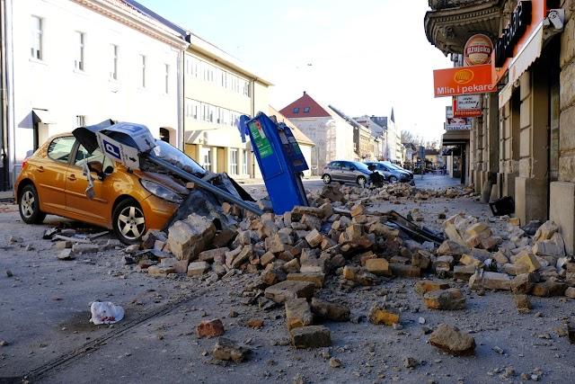 2021, O ano dos terremotos?