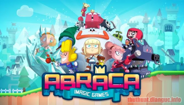 Download Game ABRACA – Imagic Games Full Crack