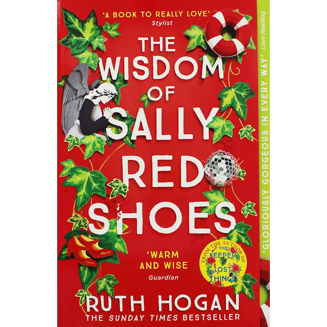 'The Wisdom of Sally Red Shoes' by Ruth Hogan