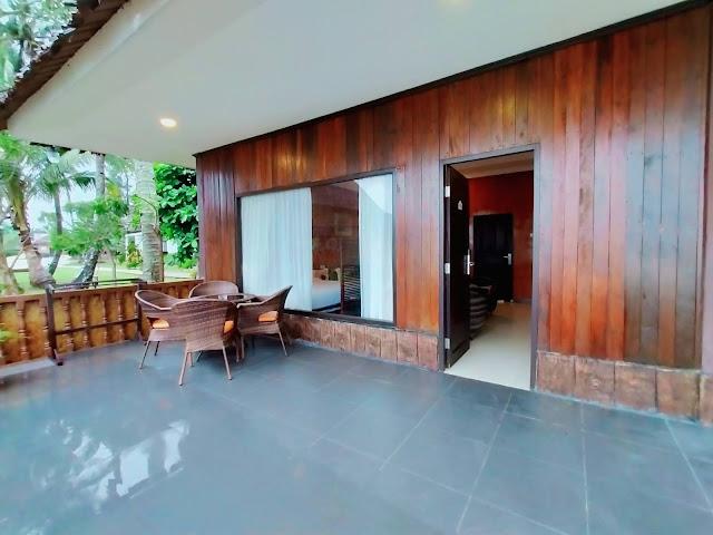 Teras Seafront Family  Bintan Spa Villa