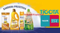 Logo Emulsio regala la spesa da Tigotà : in palio 600 Gift Card da 25€
