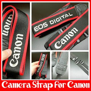 Camera Strap for Canon EOS Digital