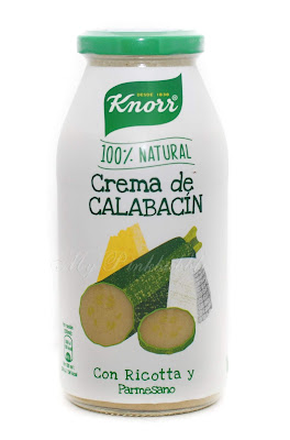 Knorr Crema de calabacín