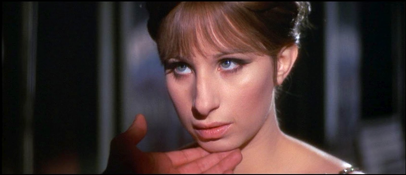 How old was barbra streisand in funny girl