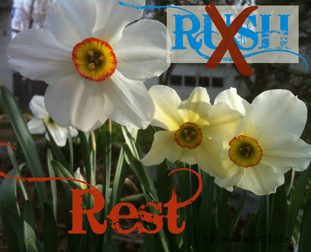 five minute friday writing prompts, finding rest, busyness, control