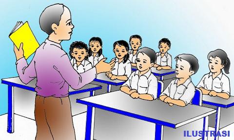 Mendikbud Muhadjir Effendy Imbau Guru Dampingi Anak Membaca di Sekolah