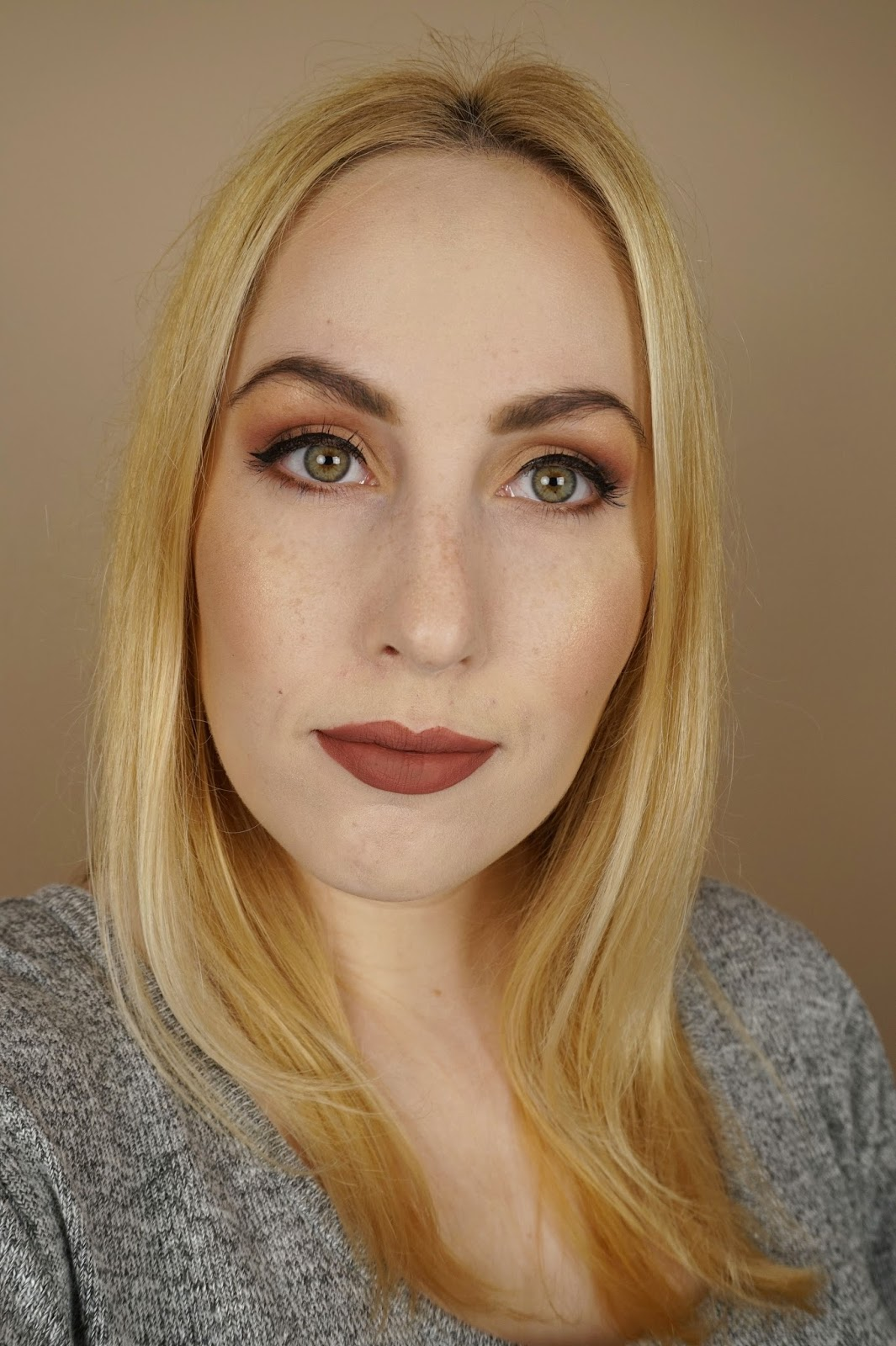 Face of the Day – Ease Into Fall