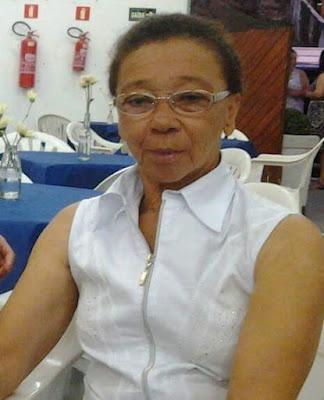 Feliz Aniversário Dona Nozor das Neves Azevedo completando hoje 72 anos