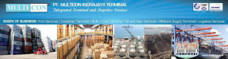 Lowongan Kerja Terbaru SMK Jakarta PT. Multicon Indrajaya Terminal