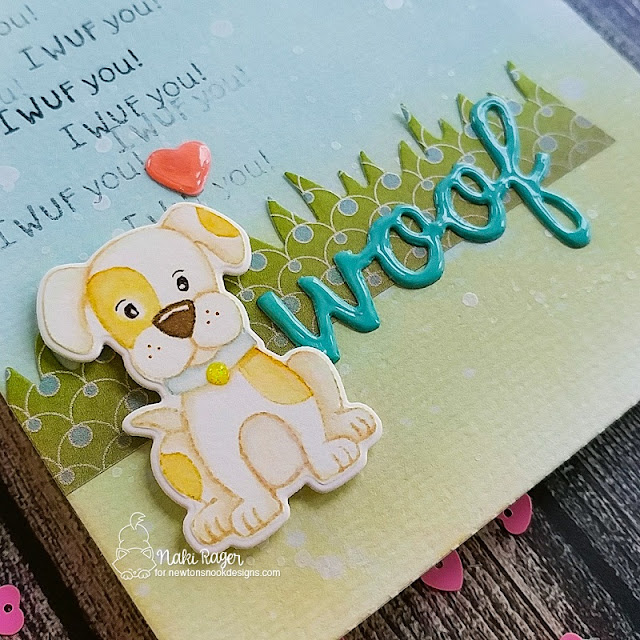Newton's Nook Designs Puppy Playtime Set - Naki Rager