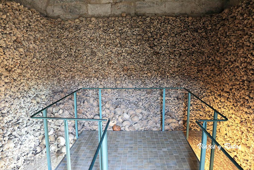 Osario del Monasterio de Santa María de Wamba