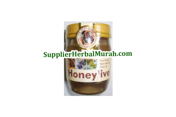 Honeylive (Pure Honey, Black Seed Oil, Olive Oil)