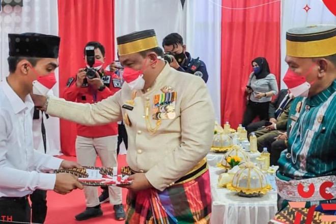 256 Warga Binaan Lapas Watampone Dapat Remisi Hari Kemerdekaan