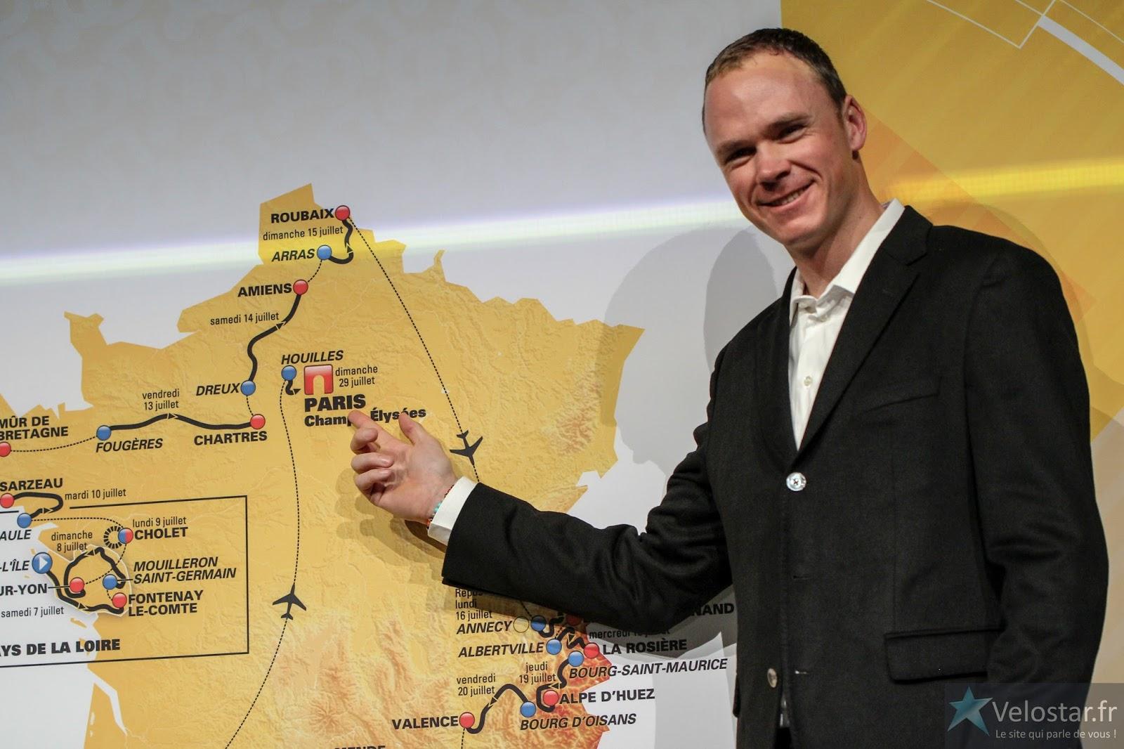 Site officiel du Tour de France 2018  letourfr