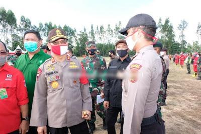 Kapolda: Kita Sudah Siapkan Pasukan Gakkum