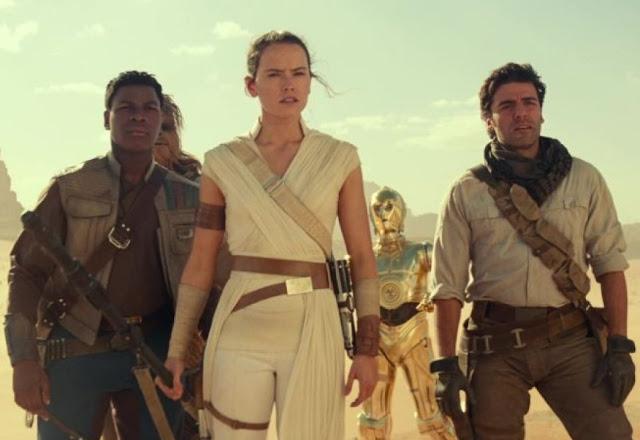 """Star Wars: A Ascensão Skywalker"""""""