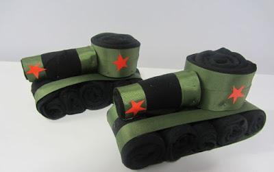 танки из носков