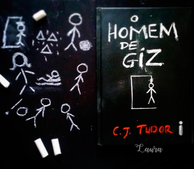 O Homem de Giz - C.J. Tudor