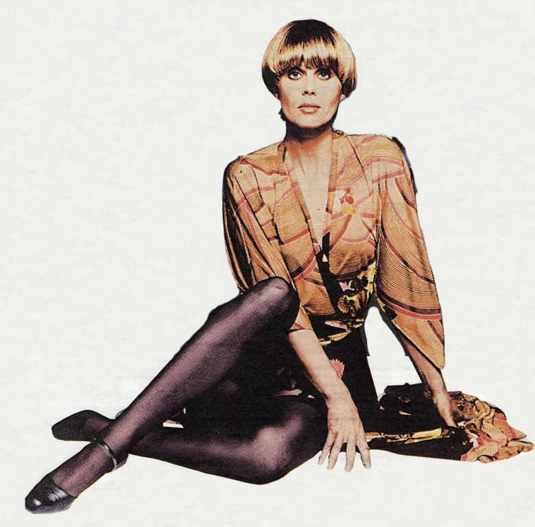 JOANNA LUMLEY IN STOCKINGS AND NYLONS - AN APPRECIATION ...
