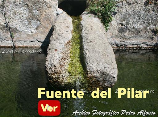 Fuente del Pilar. Cadalso