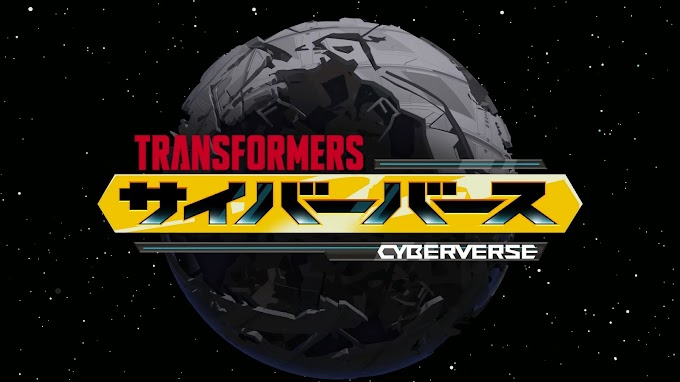 Transformers Cyberverse JPN Season 2 11-14 and Kids Bon Bon ver