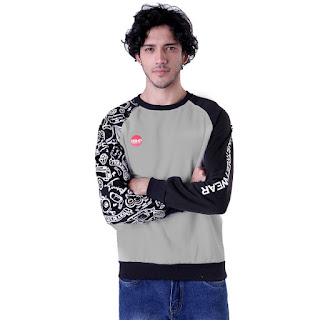 Sweater Cowok Original GSHP 1300