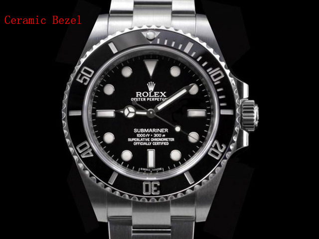watch88 replica Rolex Oyster Perpetual Submariner 114060